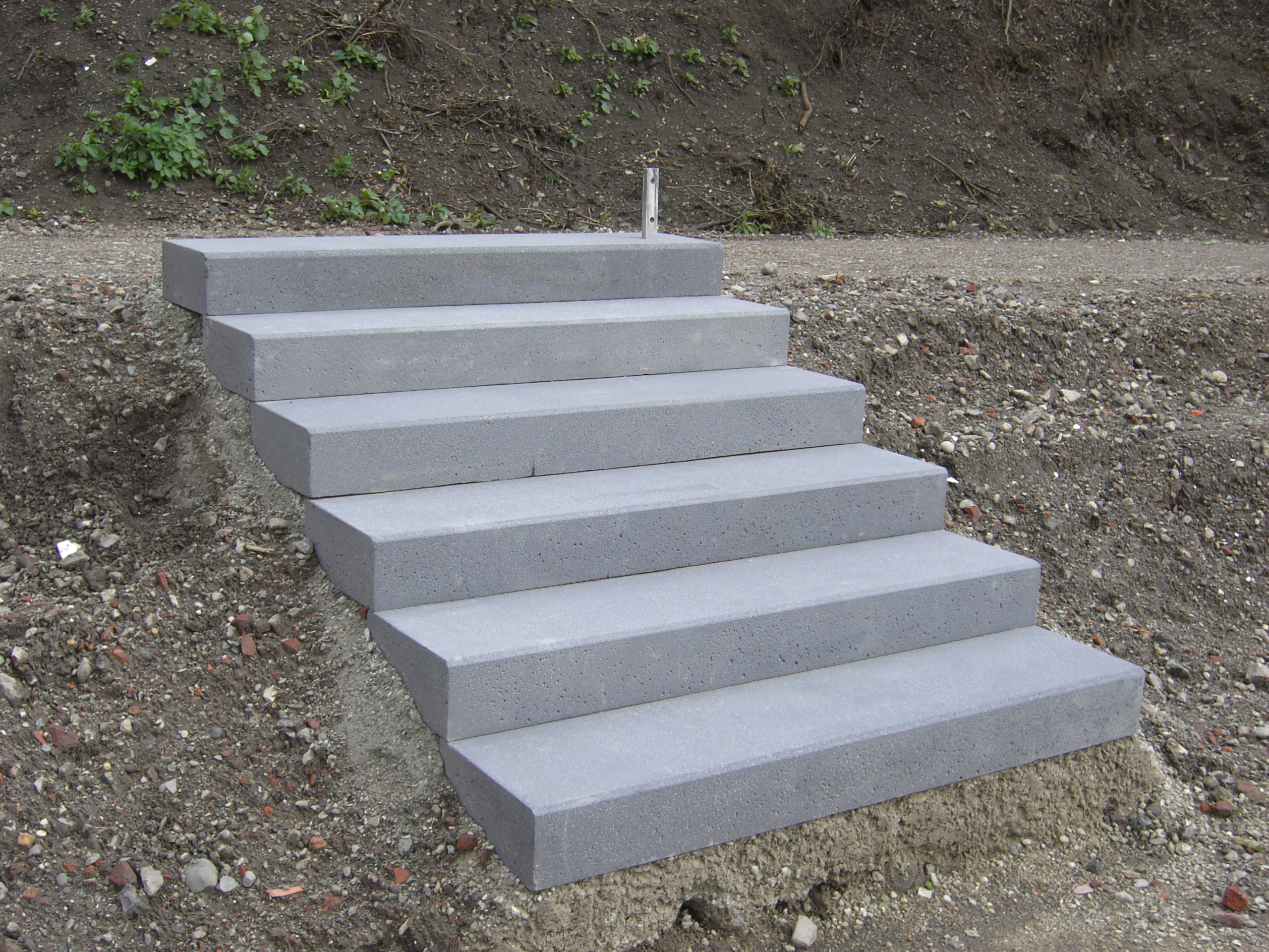 Treppe - Betonelement