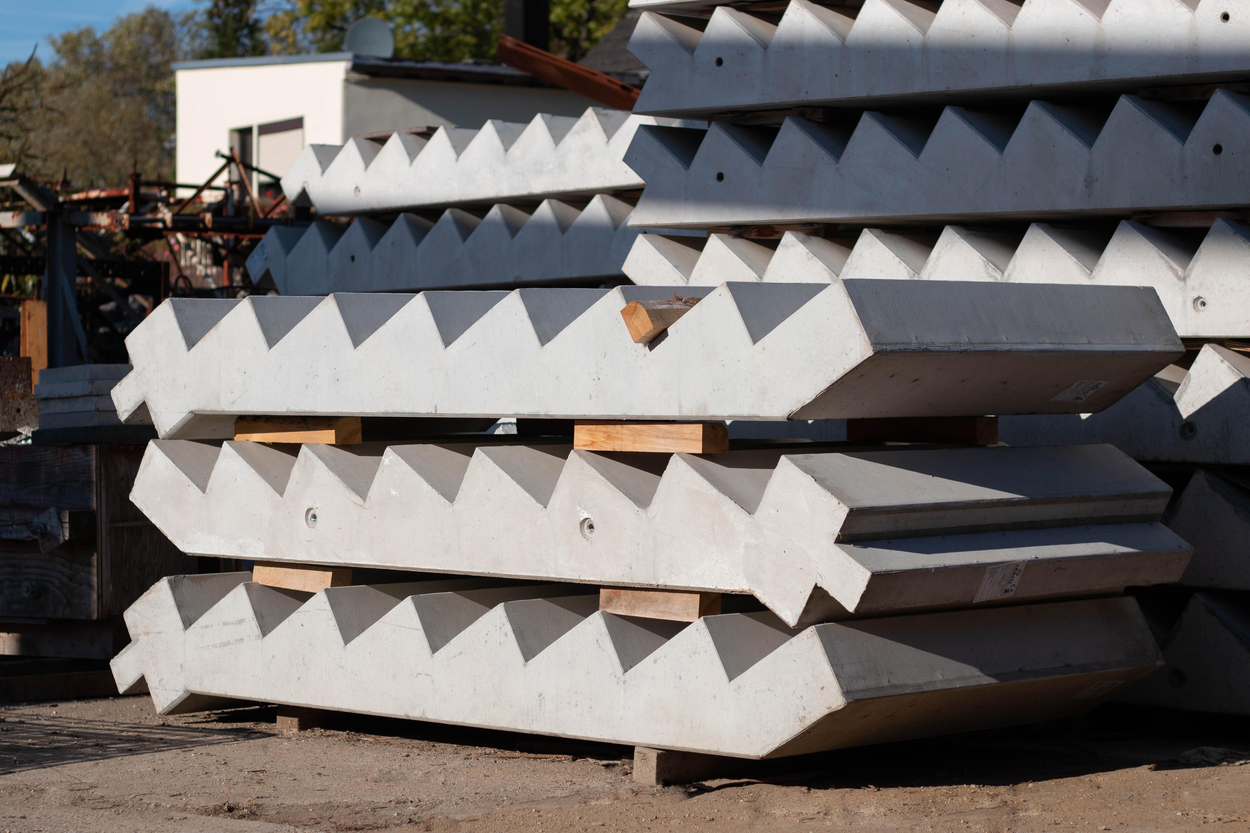 Treppen - Betonfertigteil